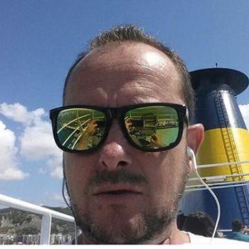 Jim Tirona, 41, Bologna, Italy