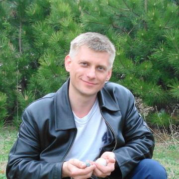 Andrey Denisenko, 44, Donetsk, Ukraine
