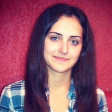 Anna, 23, Krasnoyarsk, Russia