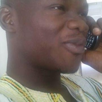 Ibrahim Abdulwasiu, 30, Accra, Ghana