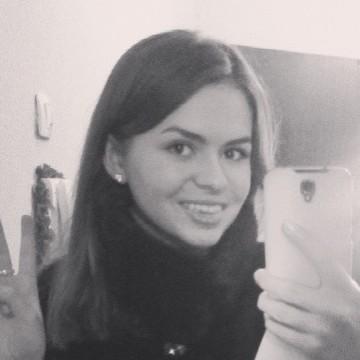 Marina Komleva, 21, Tyumen, Russia