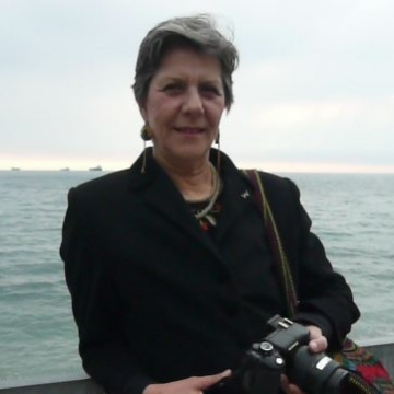 Ivana Maksimovic, 65, Triest, Italy