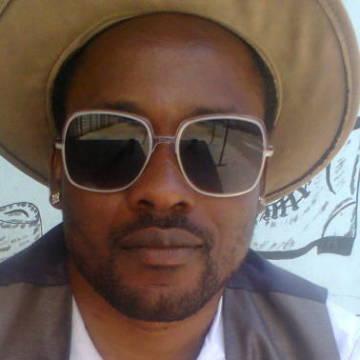 Benjamin Chijioke Nnanyel, 35, Windhoek, Namibia