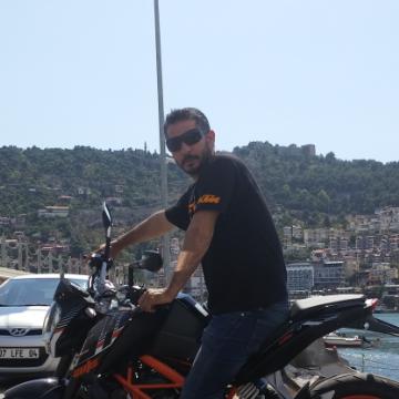 Eyyüp Kılınç, 34, Alanya, Turkey