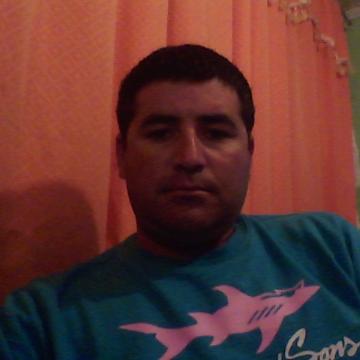 Oscarito Fernandez Quinteros, 39, Santiago, Chile