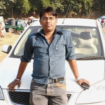 VIVEK YADAV, 30, Jamshedpur, India