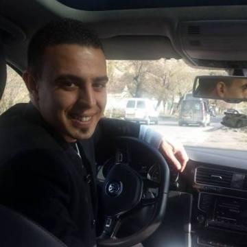 Sam Mesbah, 29, Constantine, Algeria