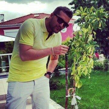 Sercan Dereli, 31, Istanbul, Turkey