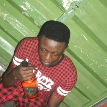 vincent, 23, Lagos, Nigeria