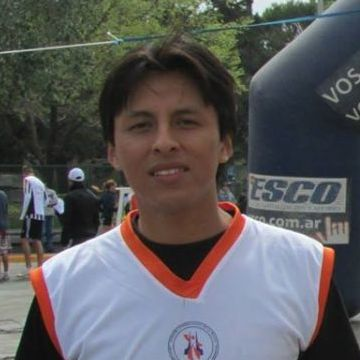 Miguel Rivera Quinto, 33, Diamante, Argentina