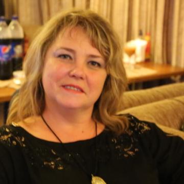 Алла, 49, Tashkent, Uzbekistan