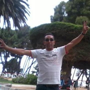 Alexis Toreto, 41, Calama, Chile
