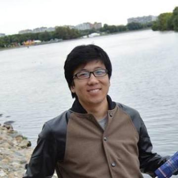Jason Liu, 28, Moscow, Russia