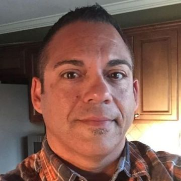 Darren Peters, 49, Deland, United States