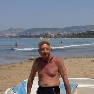 Gerry, 63, Catania, Italy