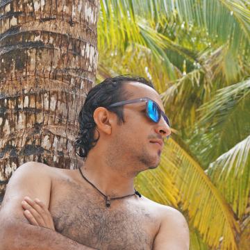 Luis Felipe Villagra Palma, 37, Iquique, Chile