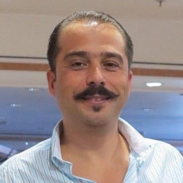 Bülent Bekaroglu, 41, Kayseri, Turkey