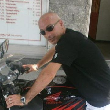 Franco Perrello, 43, Torino, Italy