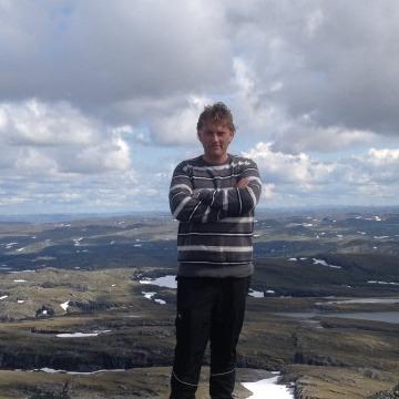 alf, 44, Odda, Norway