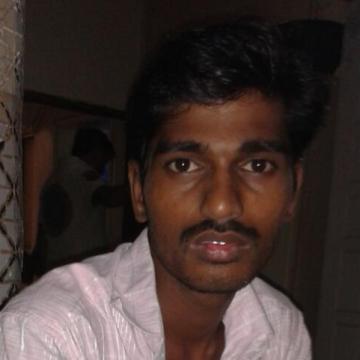 Elangovan, 29, Dubai, United Arab Emirates