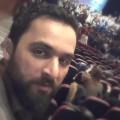 Sarmad Faraj, 30, Istanbul, Turkey