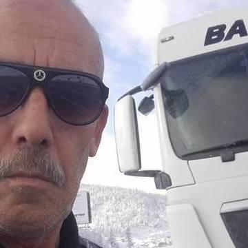 Ali Devecioğlu, 54, Samsun, Turkey