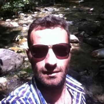 Ziya, 39, Istanbul, Turkey
