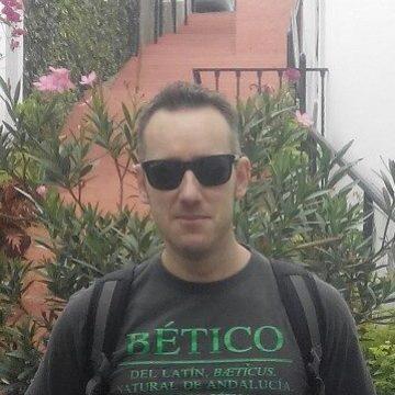 José Maria duran, 37, Sevilla, Spain