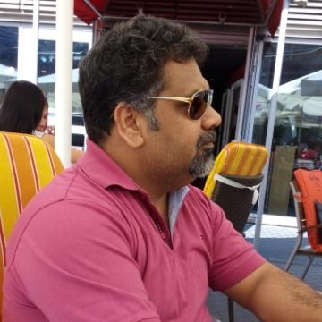 Wasim, 47, Istanbul, Turkey