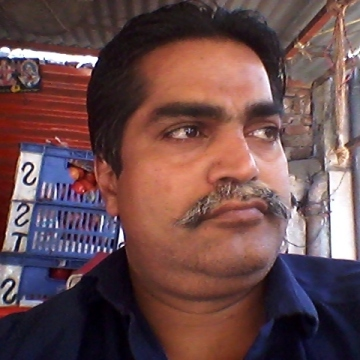 Bharat Sawant, 46, Thane, India