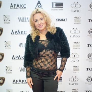 Anna Yermakovych, 39,