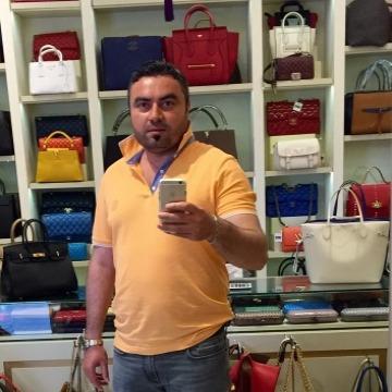 Emrah Metin, 36, Istanbul, Turkey