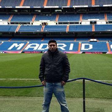 Diego Mejía, 29, Madrid, Spain