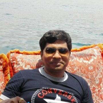 Dhananjay Kumar, 36, Dubai, United Arab Emirates