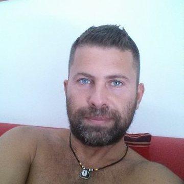 Simone Primaopoi, 43, Rome, Italy