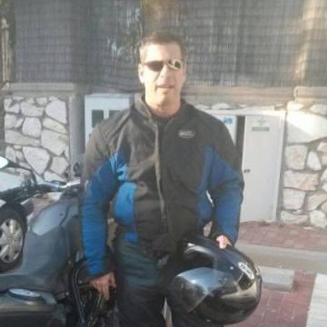 Eyal Bercovich, 51, Hadera, Israel