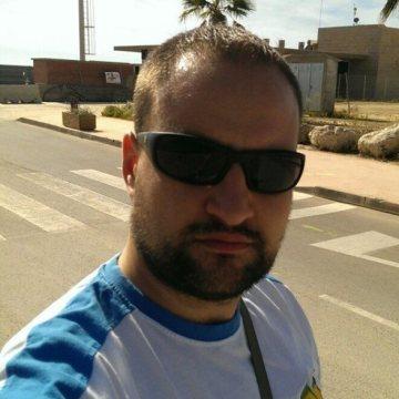 Sergio Ramirez Agudo, 36, Vilanova I La Geltru, Spain