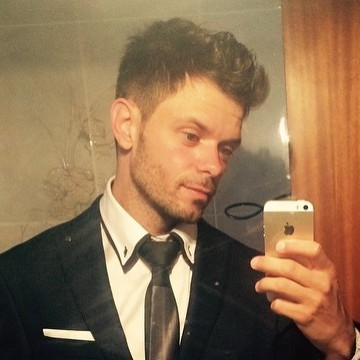 Javier Nieto, 34, Barcelona, Spain