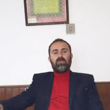 Adem Hacıoğlu, 44, Ankara, Turkey