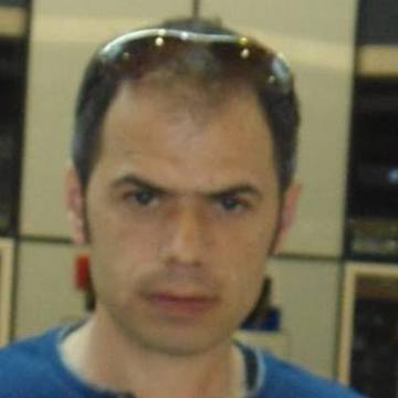Muzaffer Yurtsever, 37, Samsun, Turkey
