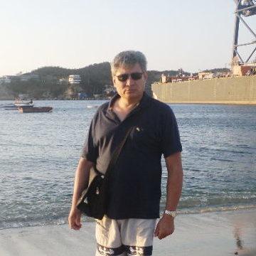 David Luque Garcia, 50, Villavicencio, Colombia