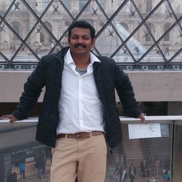 Prasanna Kumar, 32, Dubai, United Arab Emirates