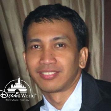 Dennis Douglas, 37, Dubai, United Arab Emirates