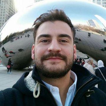 Matteo, 29, Ancona, Italy