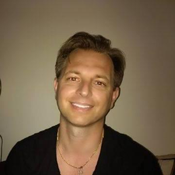 Matteo Ghidoni, 40, Dubai, United Arab Emirates