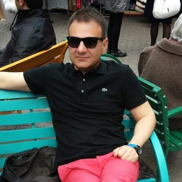 Halil , 44, Izmir, Turkey