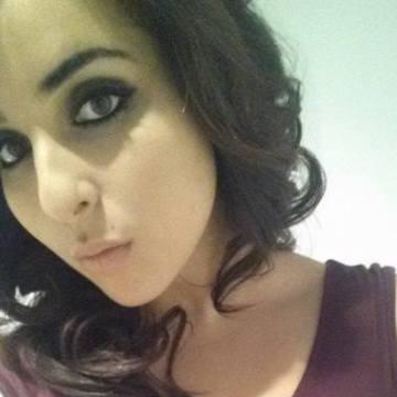 Miriam Oubouchou Sid, 22, Montreal, Canada