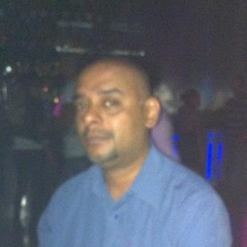 Shawn Ganai, 40, Delhi, India