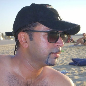 Shahjahan Sayed, 39, Dubai, United Arab Emirates