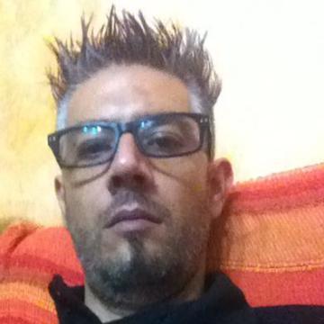 Giuseppe Sabatino, 39, Palermo, Italy